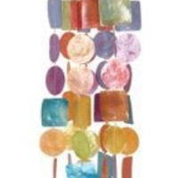 Urban Trends Capiz Wind Chime
