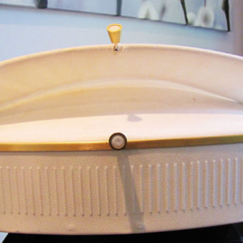 Vintage Salton bun warmer, hot tray electric