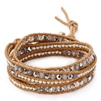 Chan Luu Beaded Wrap Bracelet | Bloomingdales's