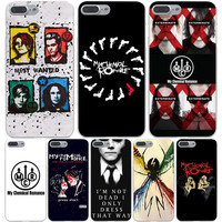 My Chemical Romance - Hard Transparent Case for iPhone