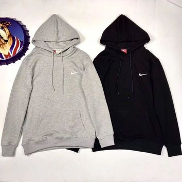 ONETOW NIKE' Women/Men Fashion Hooded Top Pullover Sweater Sweatshirt