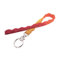 Sunrise Scalloped Lace Lanyard