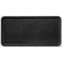 Extra Weave USA 16 by 32-Inch Cross Check Rubber Boot Tray $21.99