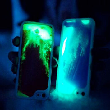 Luminous Iphone 6 6s plus Cases