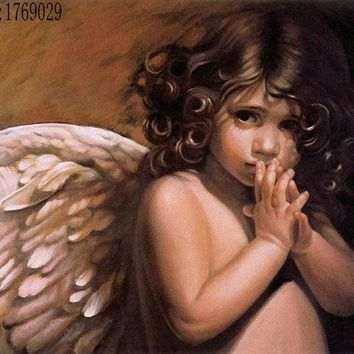 Fairy angel painting by numbers Cuadros home decor wall art decorative pictures for living room diy oil on canvas painting A005