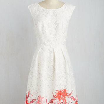 Flirty for Eternity Dress | Mod Retro Vintage Dresses | ModCloth.com
