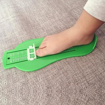 Kid Foot  Shoes Size Measuring Ruler Tool
