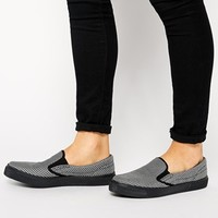 Pieces Urana Mesh Slip On Sneakers