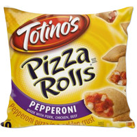 Totinos pizza rolls pillow