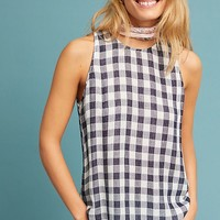 Cloth & Stone Gillian Gingham Top