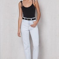 ONETOW PacSun Sophie Blue Mom Jeans at PacSun.com