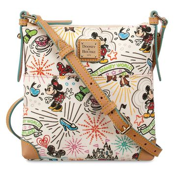 Disney Dooney & Bourke Sketch Crossbody New with Tag