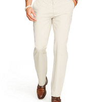 Polo Ralph Lauren Relaxed-Fit Flat-Front Chino Pants | Dillards