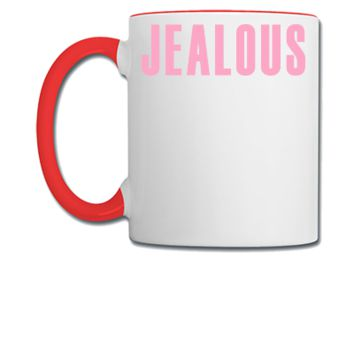JEALOUS BEYONCE - Coffee/Tea Mug