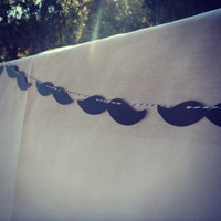MUSTACHE Banner  Perfect addition to your Lil Man by postscripts