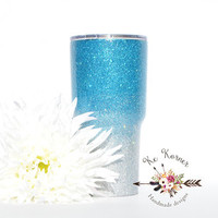 Hydrated Water Bottle, Glitter dipped RTIC, Glitter dipped Yeti, Glitter dipped tumbler, Custom RTIC, Personalized Travel mug,Custom tumbler