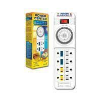 Coralife Power Center Analog Wavemaker-Light Timer