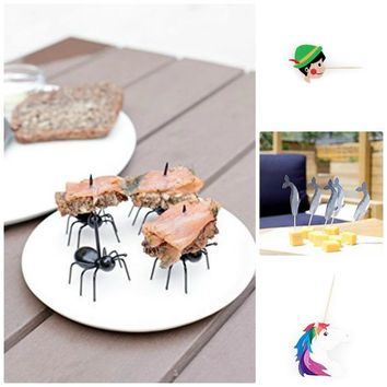 Fun & Fancy Party Toothpicks
