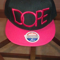 Dope Couture snap back