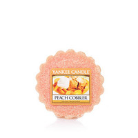 Peach Cobbler Wax Tart By Yankee Candle