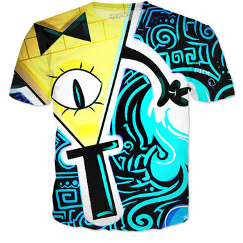 Bill Cipher Flame
