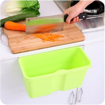 DCCKIX3 Innovative Kitchen Box Plastic Multi-function Storage Rubbish Bin [6395669700]