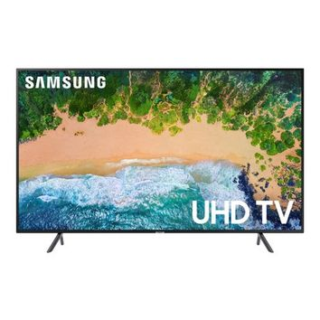 "SAMSUNG 75"" Class 4K (2160P) Ultra HD Smart LED TV UN75NU7100 (2018 Model) - Walmart.com"
