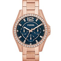 Fossil Riley Watch - Women's Watches | Buckle