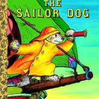 The Sailor Dog (Little Golden Books)