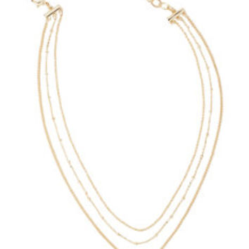 Charming Leaf Choker | 27802 | Lilly Pulitzer