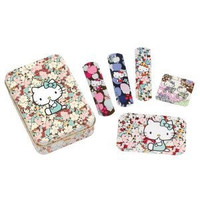 Hello Kitty Fun Plasters - Wild & Wolf
