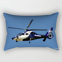 On Patrol! Rectangular Pillow by Chris' Landscape Images & Designs