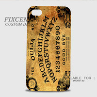 Ouija Board 3D Cases for iPhone 4,4S, iPhone 5,5S, iPhone 5C, iPhone 6, iPhone 6 Plus, iPod 4, iPod 5, Samsung Galaxy Note 4, Galaxy S3, Galaxy S4, Galaxy S5, BlackBerry Z10 phone case design