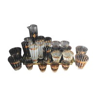 Pre-owned  Fred Press Cocktail Set - 23 Piece