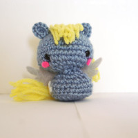 Crochet Derpy Hooves My Little Pony Amigurumi Toy