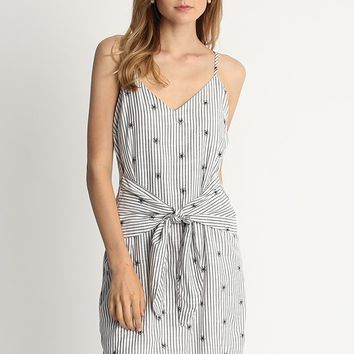 Olivia Stripe Dress | Ruche