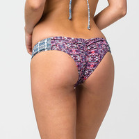 FULL TILT Morroc-On Cheeky Hipster Bikini Bottoms | Swim BOGO 50% Off