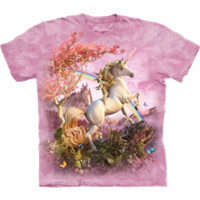 Awesome Unicorn T-Shirt - MT-10-3469 by Medieval Collectibles