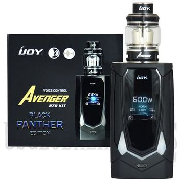 iJoy Avenger kit (Black Panther Edition)