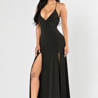 Dream of Me Dress - Black