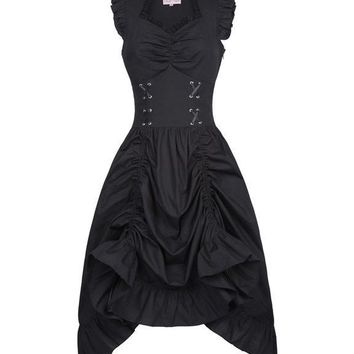 Medieval Renaissance Vintage Steampunk Dress