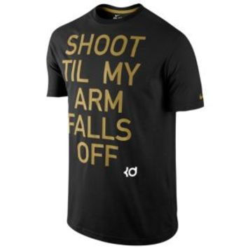 Nike KD Quote T-Shirt - Men's at Champs Sports