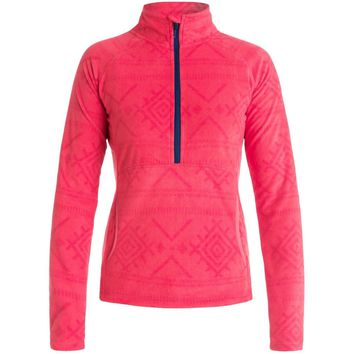 Roxy Cascade Half-Zip Fleece