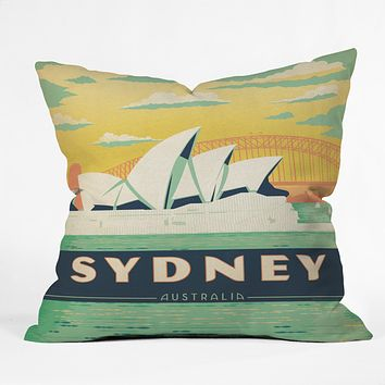 Anderson Design Group Sydney Throw Pillow