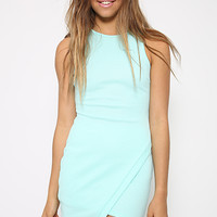 Striker Dress - Green