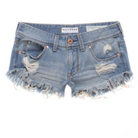 Bullhead Extreme Fray Hem Shorts at PacSun.com