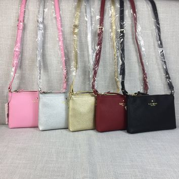 Kate Spade Leather Crossbody bags