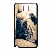Cute Adorable Pug 561 Samsung Galaxy Note 3 Case