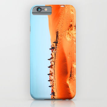 No Desert Heartbeats iPhone & iPod Case by cadinera