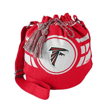 Atlanta Falcons Pro Bowl Drawstring Bucket Bag